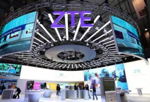 深圳経済情報「ZTE初の5Gスマートフォン」