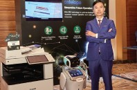 革新的な技術で企業をデジタル化に「キヤノン香港」紅磡