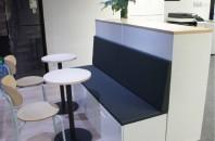 快適なオフィス空間設計「KOKUYO x Iwatani 香港岩谷有限公司」