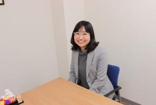 インタビュー「福八海洋有限公司」荒牧美羽さん
