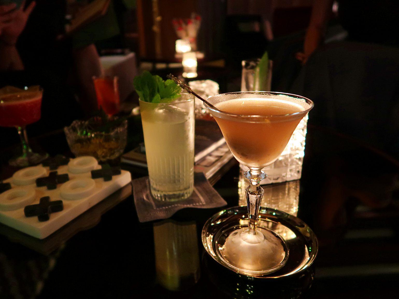 しっかりした強めの味が好みの人におすすめ「The Dirty Martini 」