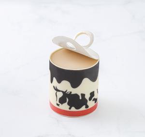 「The Milk Tin Panna Cotta」