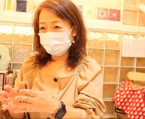 香港で30年間子育てをしてきた横井さん
