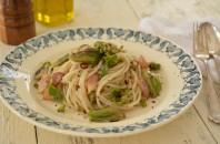 キレイをつくるレシピ帳 第55回「美味しくキレイを手に入れよう 〜 山菜ペペロンチーノ」