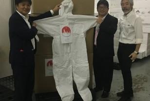 助けよう日本の医療現場プロジェクト from 香港
