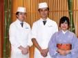 初夏を味わえる日本料理「なだ万」広州