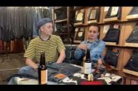 【PPW動画NEWS】尖沙咀で創業20年・日本製アメカジ専門店TAKE 5 オーナーのBENNYセキさんにインタビュー