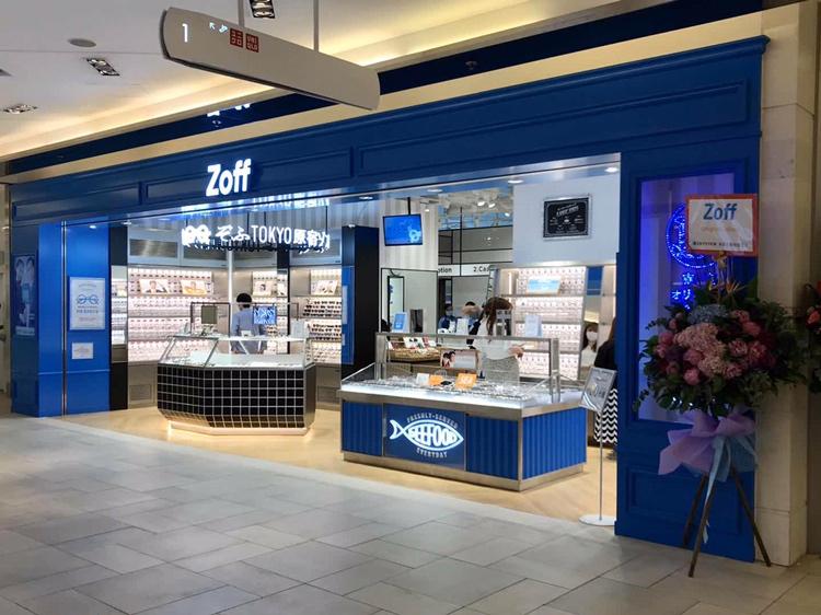 Zoff TST新店舗