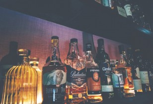 一日の締めくくりは「Swing Bar」で…広州