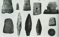 新石器時代東西
