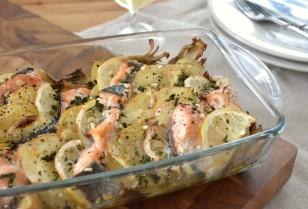 キレイをつくるレシピ帳 第60回「秋鮭レシピ」