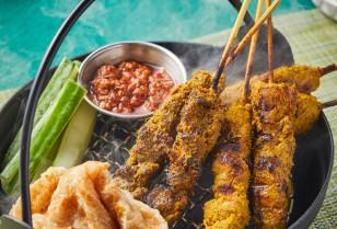 東南アジア料理「Glass House」@尖沙咀