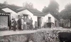 1898年龍華客家村民