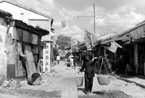 1949年10月深セン鎮