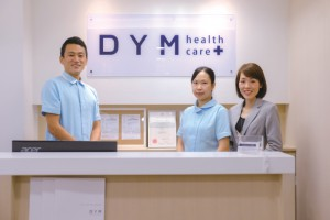 DYMヘルスケア(DYM health care)