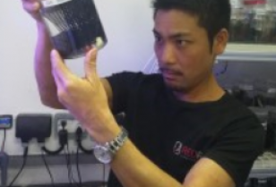 【PPW動画NEWS】クラゲの養殖・販売を行う吉田俊広さんにインタビュー