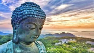 香港大嶼山天壇大佛