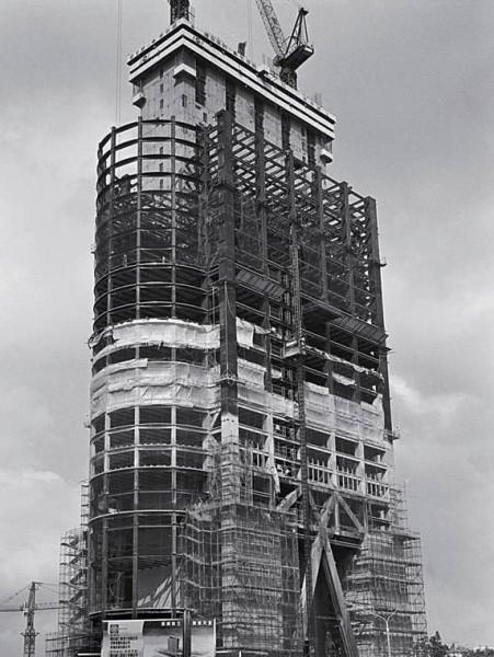 1990年地王ビル建設