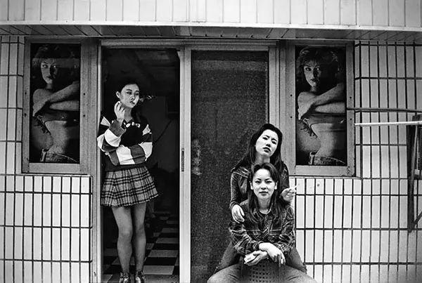 1990年深圳发廊妹