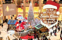 Santa Claus is coming to town♪ 〜 サンタが街にやってくる 〜