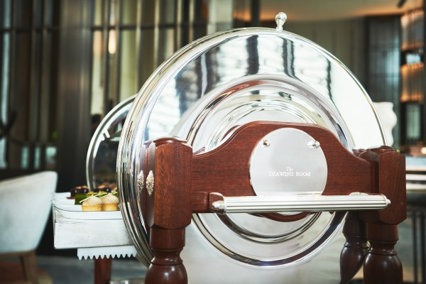 The Drawing Room, The St. Regis Hong Kong. Afternoon tea