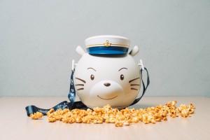 Whiskers Popcorn Case Set